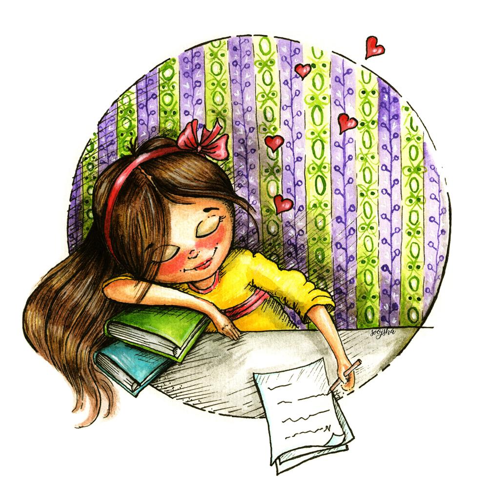 Ručne kreslená ilustrácia