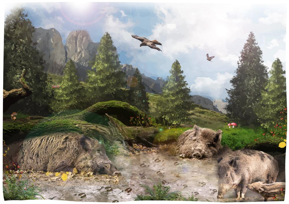 Digitálna ilustrácia